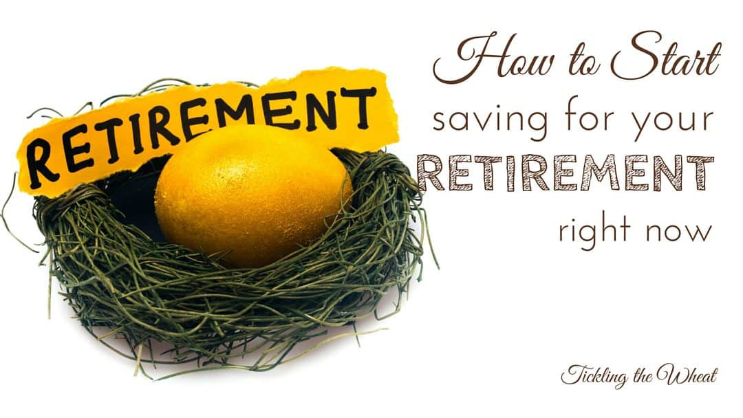 How to Start Saving For Your Retirement Dreams Now