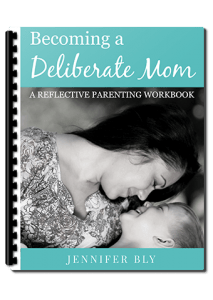 It's so easy to slip into a daily routine only to realize that you're not focusing on the things that truly matter. In Becoming a Deliberate Mom, you'll learn how to create a plan and focus on the things that matter in your life.