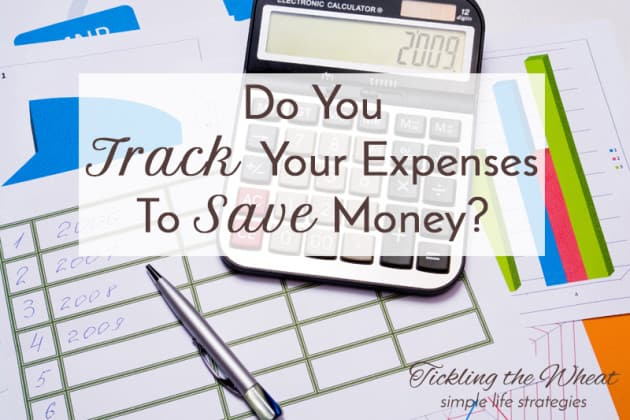 Do you track your spending to save money?