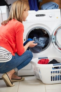 Are you searching for a way to make the laundry magically disappear? Aside from throwing away clothes, there's no a magical solution, but these tips may help.