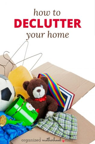 Declutter your entire home with these simple tips. Even if the KonMari technique didn't work in your house, you can still have a clutter-free home.