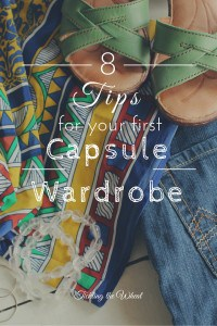 Have you ever wondered how to create a capsule wardrobe? Here are 8 simple tips to help you create the seasonal wardrobe of your dreams!