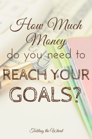 It's easy to set financial goals, but reaching them (and knowing how to get there) is the tricky part. This post breaks down your goals so you know exactly how to get there.