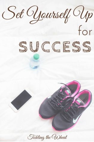 What does a fresh start mean to you? To me, it means establishing routines and setting good habits for myself. Even if you already have routines and schedules in place, are they working? Here's how to set yourself up for success.