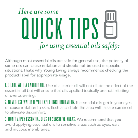 I love using essential oils, but safety is so important.
