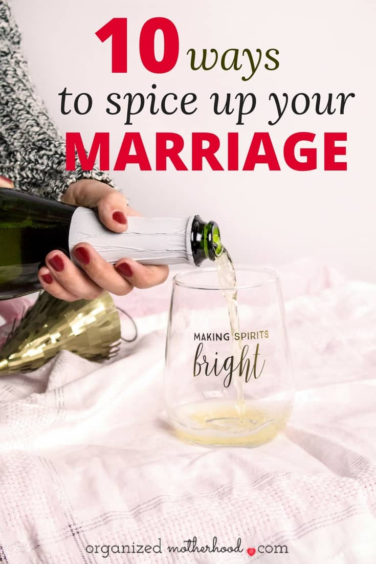 Great advice to rekindle your marriage at any stage. Love the tips to create a stronger marriage and add a little spice to the relationship!