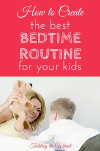 Creating an intentional evening routine (for myself and my kids) has been such a game changer. We're in better moods throughout the day and our home feels more organized. These tips to create an ideal bedtime routine have made all the difference.