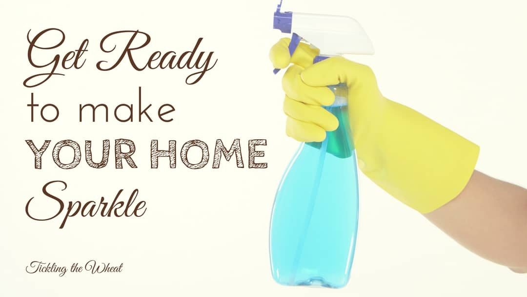 Get Ready To Clean Your Home From Top To Bottom