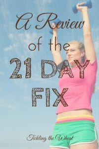 I've tried and loved The 21 Day Fix exercise plan and diet. This review talks about both the good and the bad about trying Beachbody's 21 Day Fix.