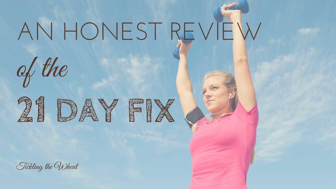 Thinking about trying The 21 Day Fix exercise and diet plan? Read this honest review first!