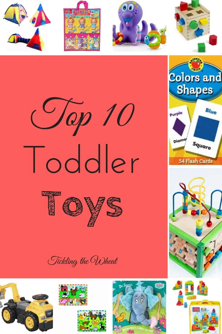 This toddler gift guide is such a fun list of toys that every toddler will love.