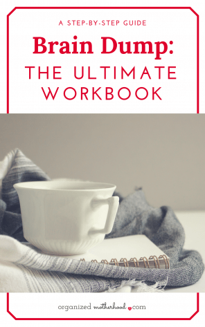 Learn how to finally get everything out of your head and organize your thoughts with these free printable worksheets. It's the ultimate guide to doing a brain dump.