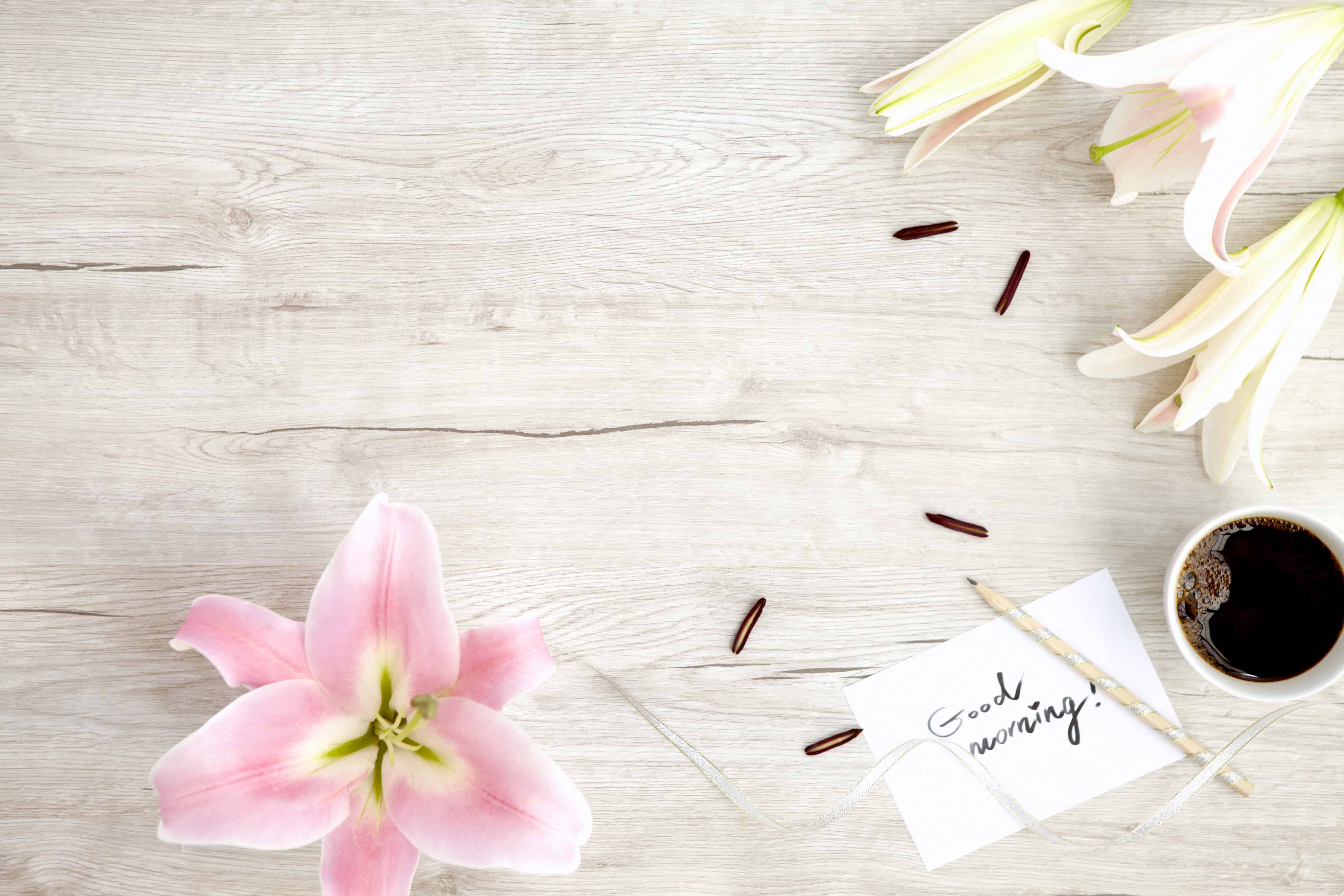 Create a morning routine with this simple morning routine template.