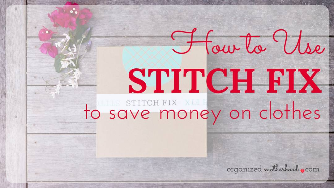 Dressing well can get expensive! These 3 tips will help you save money on fashion by using Stitch Fix.