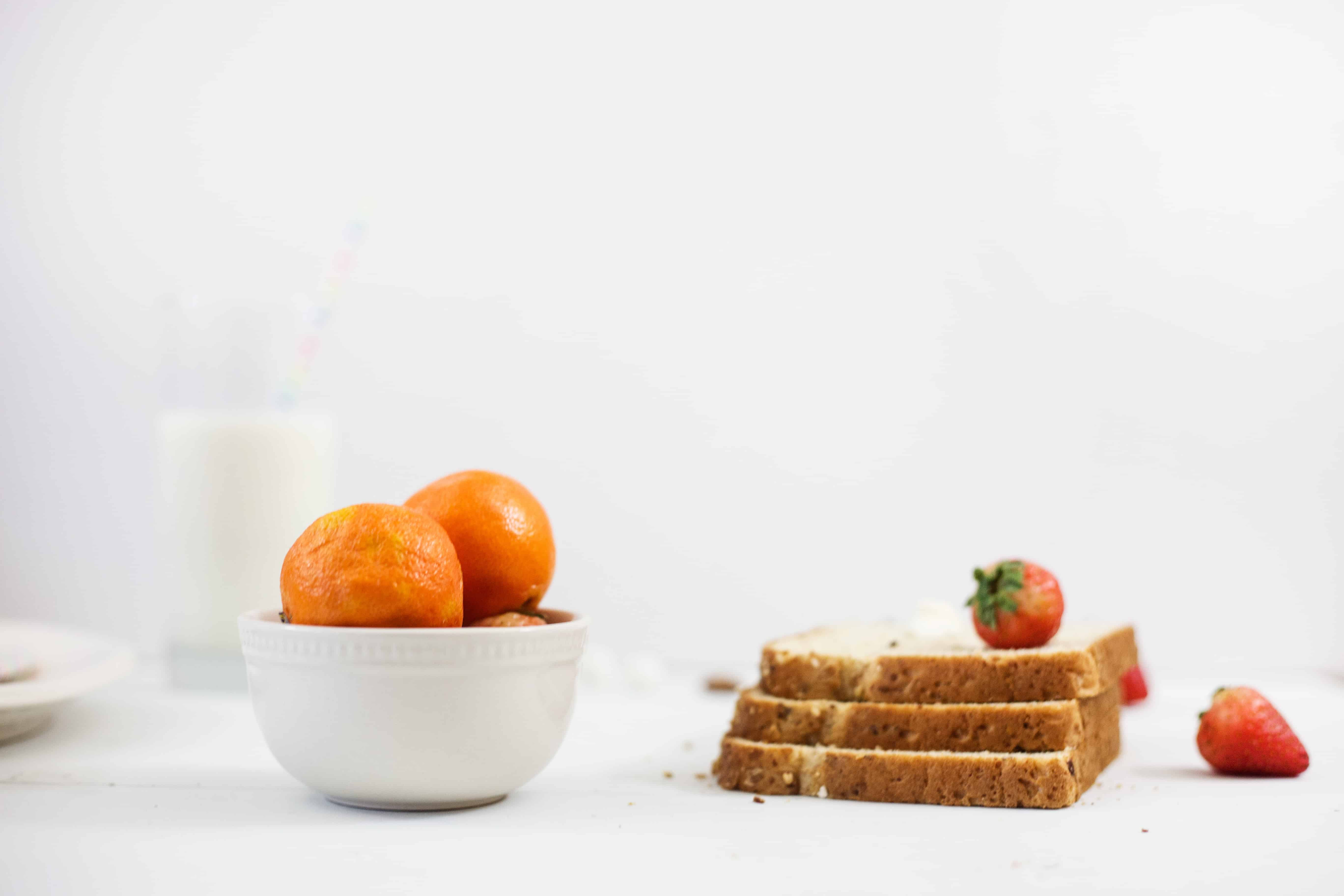 plan a healthy breakfast as part of your morning routine at home