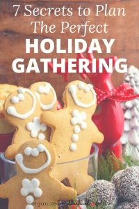 These 7 tips made my Christmas party so much more organized. Love the free holiday planner, too!