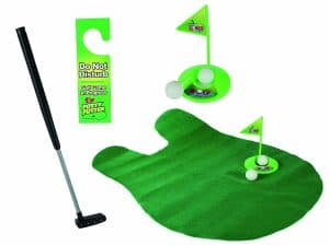The Potty Putter would be hilarious for a white elephant gift (or potty training a toddler)!