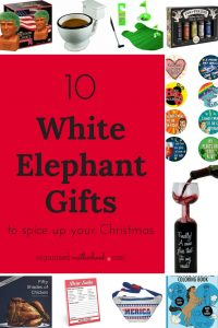 Hilarious gift ideas for your white elephant gift exchange