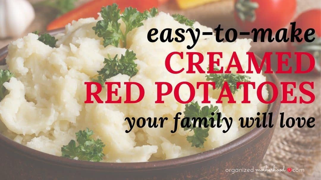This easy-to-make mashed potato recipe makes the perfect side dish for family dinners or even a great dish to pass at Thanksgiving.