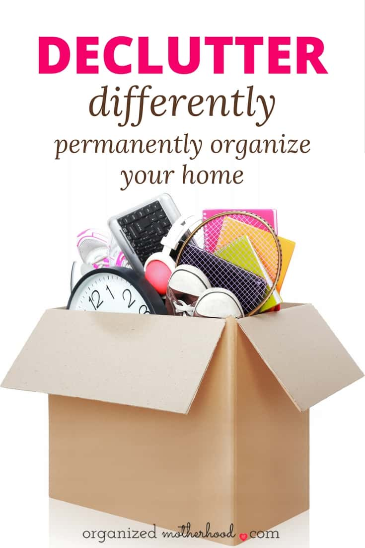 If your clutter doesn't spark joy, try decluttering differently with these resources. Get rid of paper clutter, simplify, and organize your home with ease.