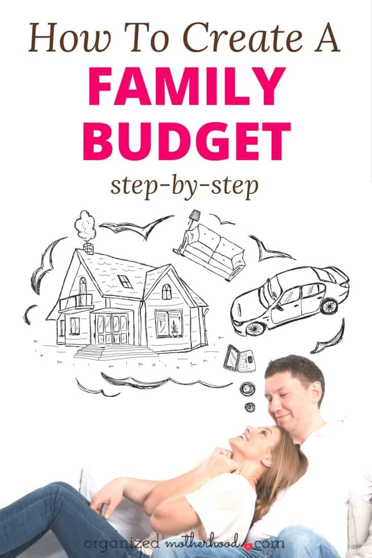 Create a family budget with these simple steps, even if you're a budgeting beginner.