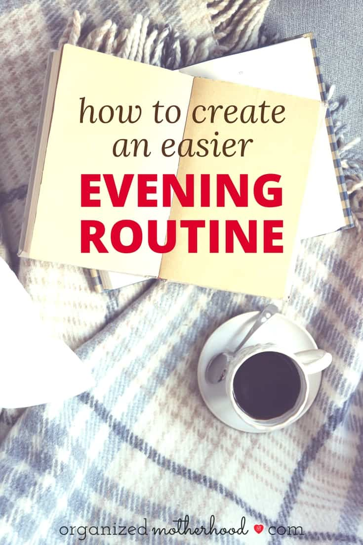These 5 tips made it so much easier to follow an evening routine. If you're looking to have a better daily routine (or even a simple morning),  these hacks will help you create a realistic plan to be more productive and have a better day.