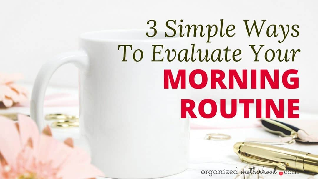 A Peek Inside My Morning Routine (and Advice if Yours Needs an Overhaul)