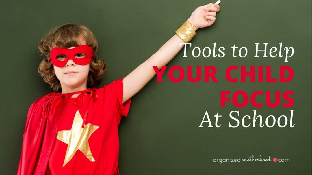 Unconventional Tools to Help When Your Child Gets in Trouble at School