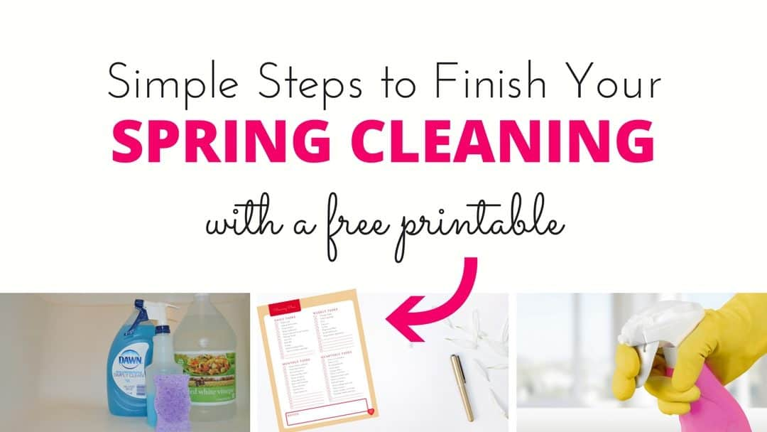 Simple Ways to Deep Clean Your Home