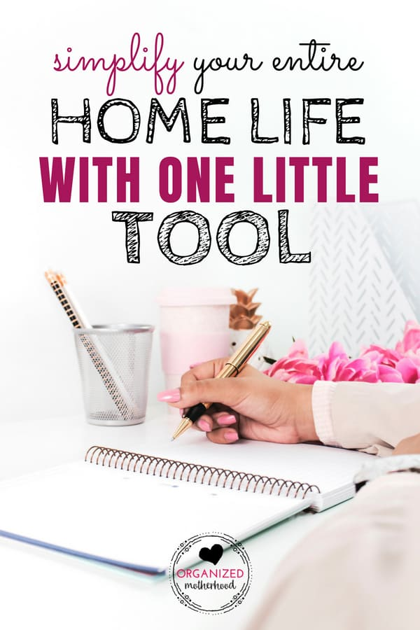Struggling to balance everything in your life? The Organized Motherhood Home Binder will help you simplify and organize everything in your life. From your meal plans, budget, health records, and schedules, this binder has everything you need to be more productive and organized in your home and in your life.