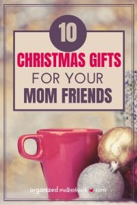 Finding the perfect gift for a friend can be tricky. If you're trying to find the perfect gift for your friend, I love these tried-and-true gifts that every mom will enjoy.