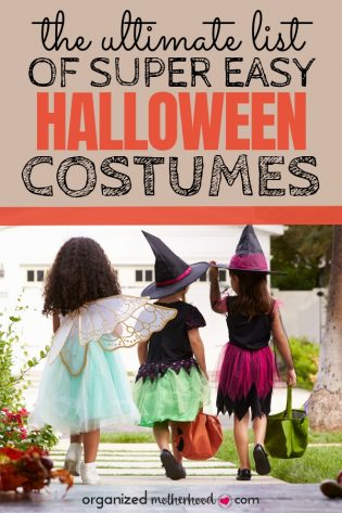 These Halloween costumes are perfect last minute ideas. With toddler Halloween costume ideas, scary costumes for teens and adults, superhero ideas, and even costumes for couples, this list has you covered!