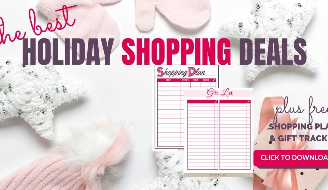 Best Black Friday and Holiday Shopping Deals