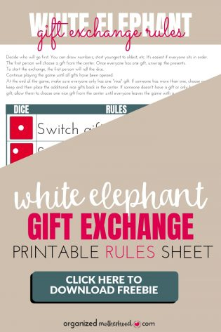 Learn exactly what you need to host your own white elephant gift exchange at your next holiday party. Make Christmas gift exchanges fun as you swap presents and play this fun game.
