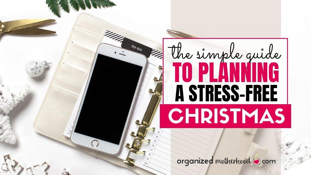 The Simple Guide to Christmas Planning