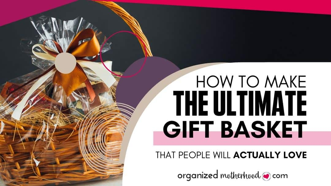 How to Make a Gift Basket Unique