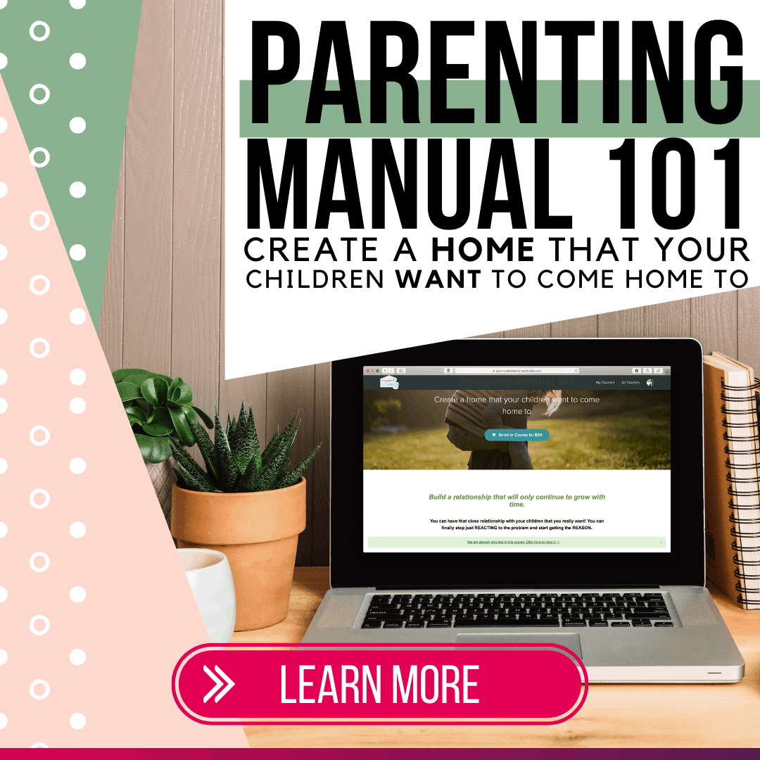 parenting manual course - a training for good parents