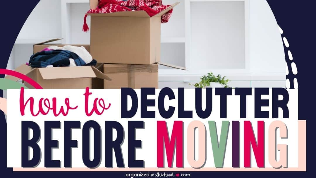 How To Declutter Your Home Before Moving