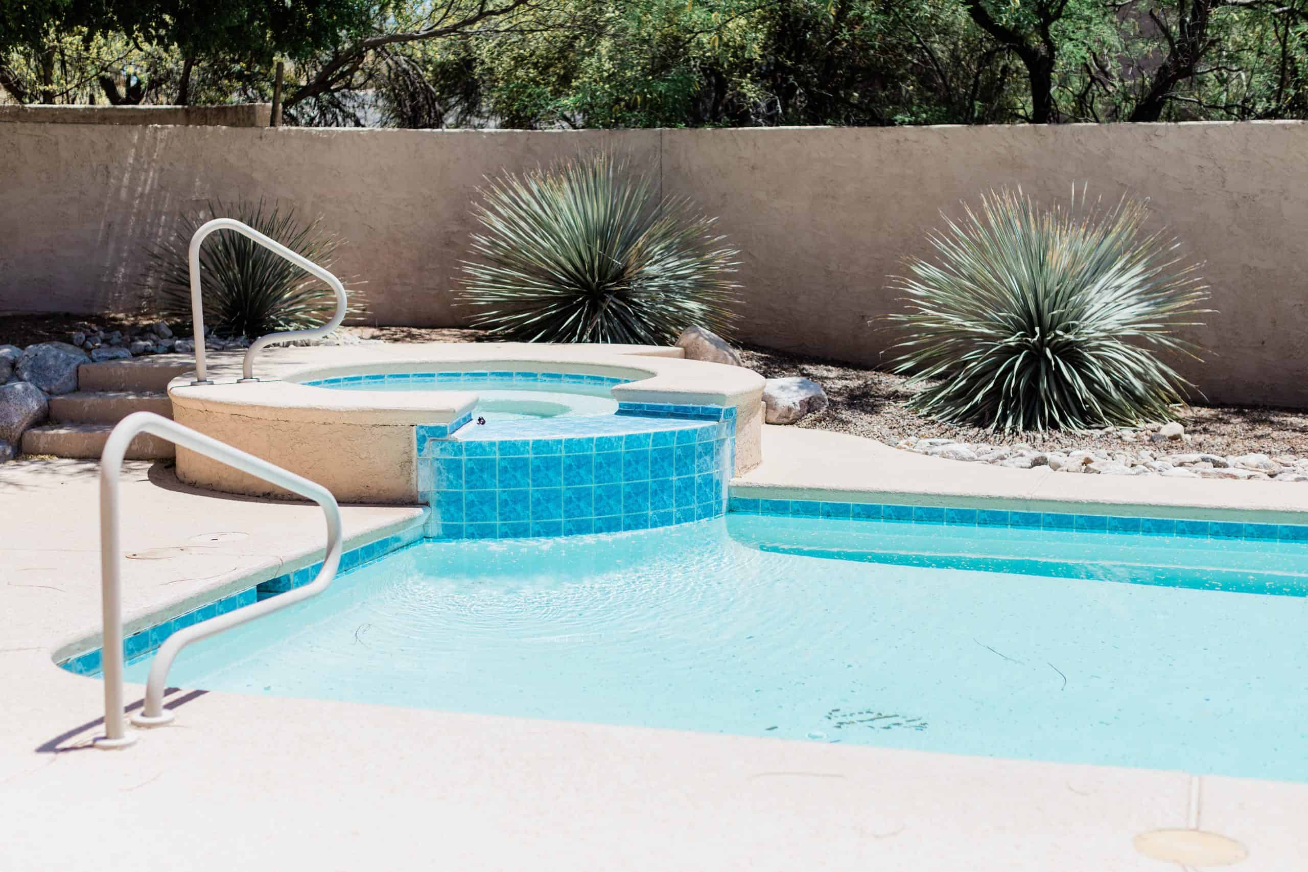 Spend some time poolside now that the weather's warm to have the best summer!